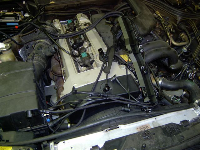 W124 Wiring Harness Repair : Peachpartswiki w engine wiring harness replacement