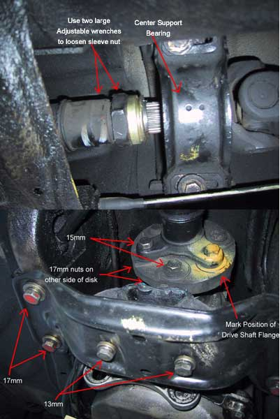 PeachPartsWiki: Replacing the Differential