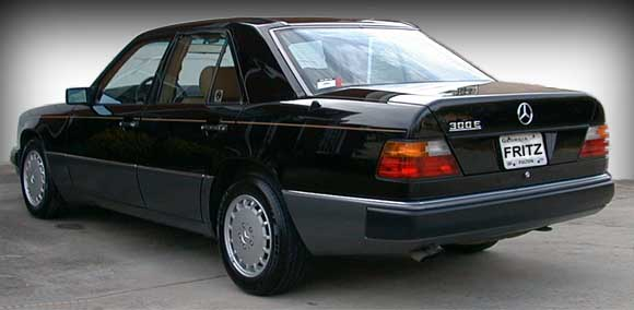 300e for Mercedes benz 1990 e300