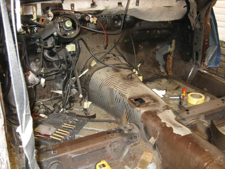 My w123 saloon sedan old accident repair and a bit of rust repair thread - Forum auto restauration ...