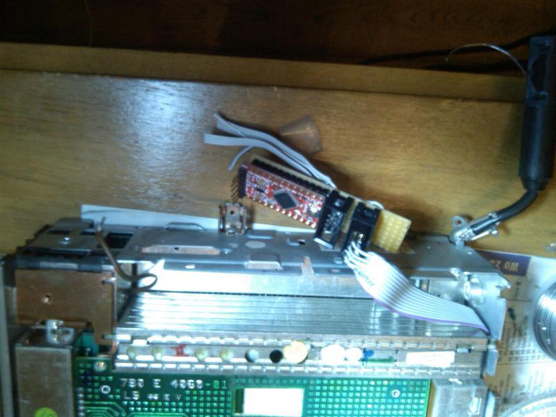 D Becker Diy Bluetooth Hack Img on Car Control Module