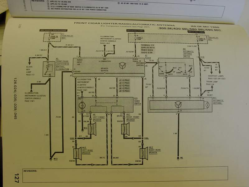 Becker 754 Wiring Diagram