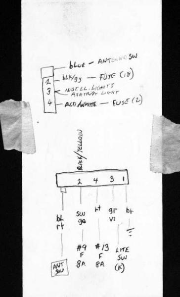 radio wiring peachparts mercedes shopforum radio wiring becker02 jpg