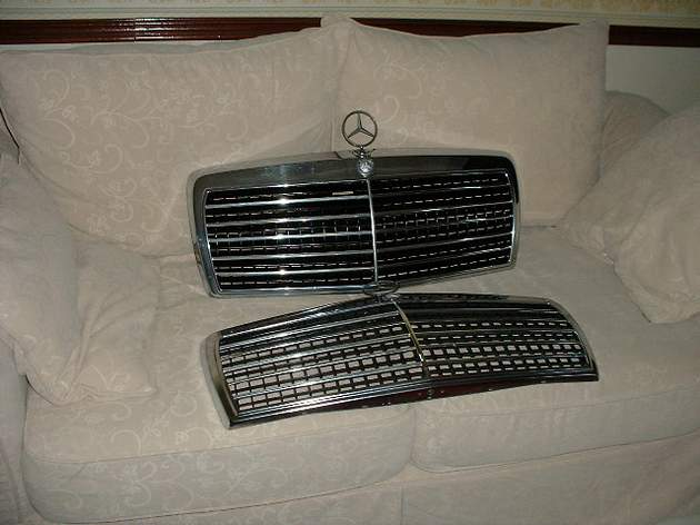 Cheap diy avant garde grill mod for 190e instructions and - Cheap interior detailing near me ...