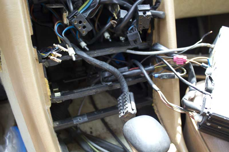 Need A Climate Control Plug Wiring Diagram 83 300sd