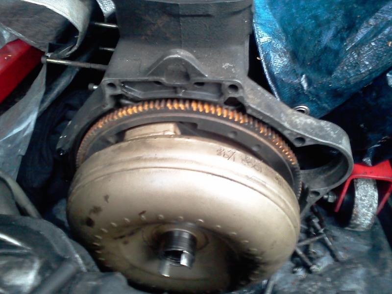 Rebuilding need torque settings for for Mercedes benz torque converter