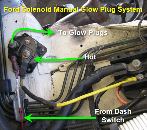 102006d1336362743 glow plug relay opposite problem glowplugrelay1 glow plugs going manual peachparts mercedes shopforum 6.6 Duramax Diesel Glow Plugs at gsmportal.co