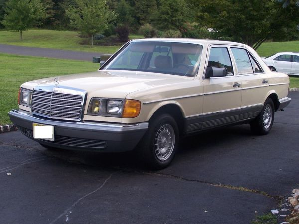 Just added a 1983 300sd to the fleet peachparts mercedes for Mercedes benz freehold parts