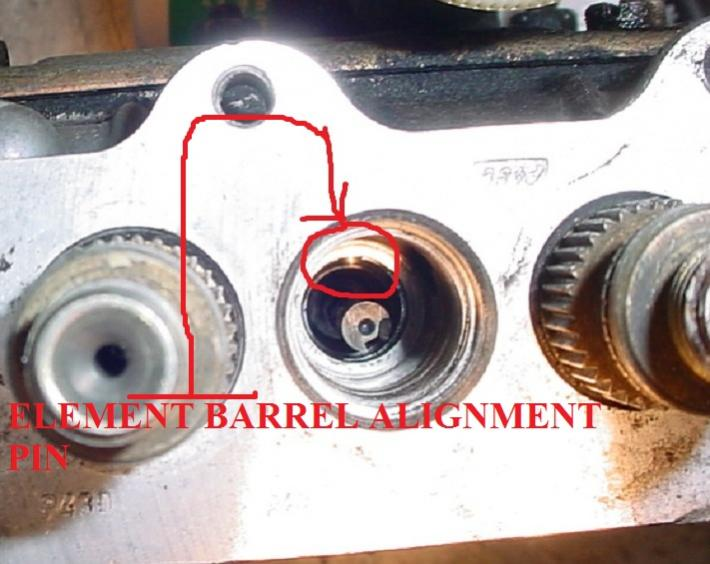 Delivery Valve Seals Replacement: Problems, Cautions, and