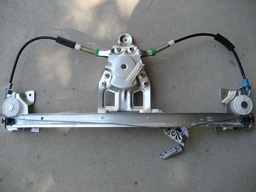 Repair Your Failed W124 Window Regulator Motor And Maybe Others Too Reg2