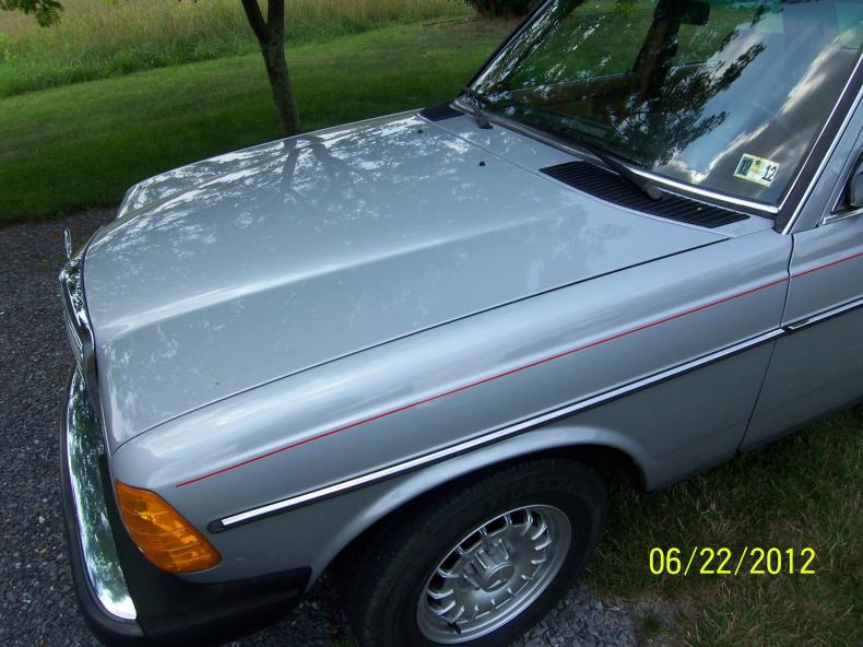 Cost To Repaint A Car >> Reasonable price to repaint 83 300SD - PeachParts Mercedes ...