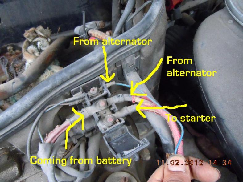 Remarkable Alternator 115 Amp Bosch Al129X Works In 123S Page 17 Wiring Database Lukepterrageneticorg