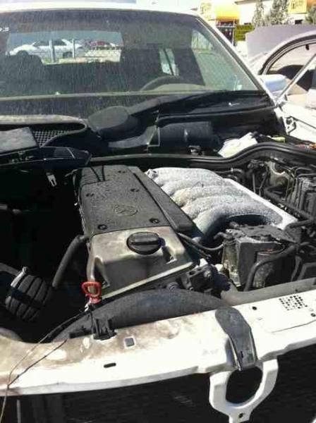 Auto salvage yard alert peachparts mercedes shopforum for Mercedes benz scrap yard