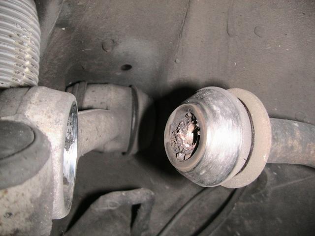 2010 Dodge Caliber Suspension Control Arm Rear Center Rear Dorman
