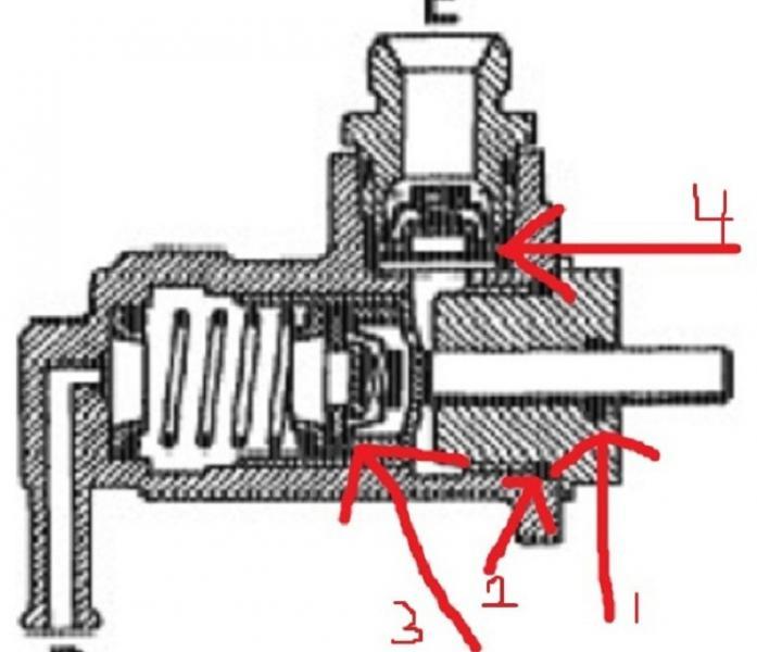 OM606 re-timing of injection pump: diesel fuel in engine oil