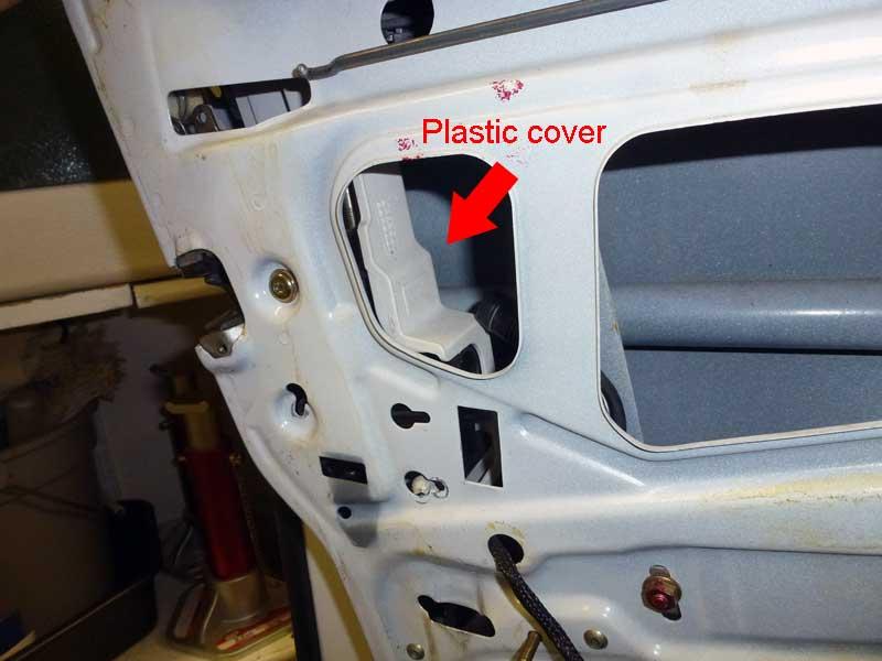 W124 door reassembly problem peachparts mercedes shopforum for Mercedes benz door lock problem