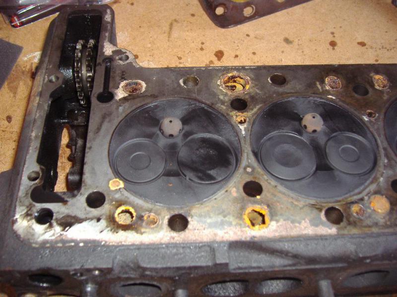 I'm rebuilding an OM617 951! - PeachParts Mercedes-Benz Forum
