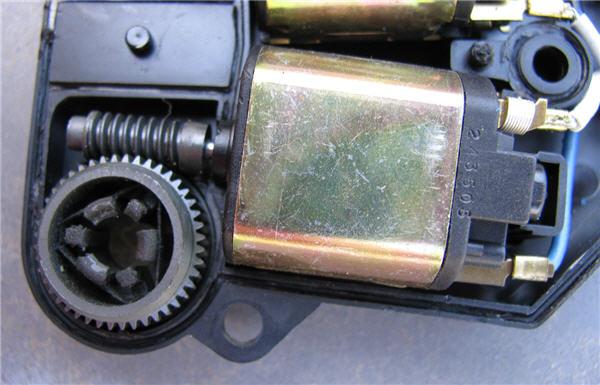 123 Electric Passenger Mirror Repair - Page 2