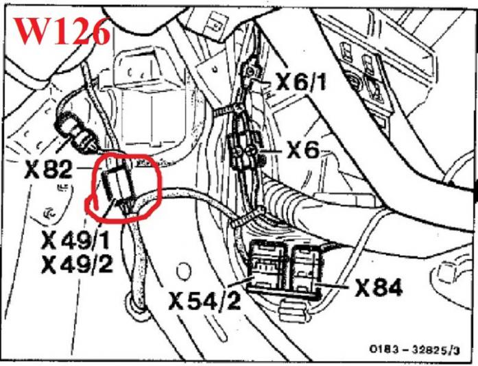 1990 Mercedes 300e Wiring Diagram