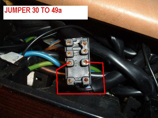 Turn Signals Flasher Do Not Work 1985 300sd Peachparts