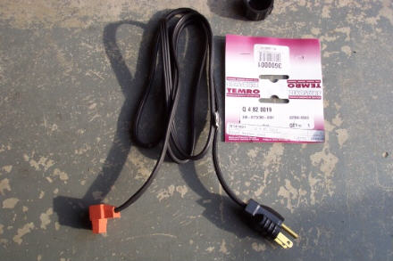 Let S Wire Up The Block Heater Peachparts Mercedes Benz