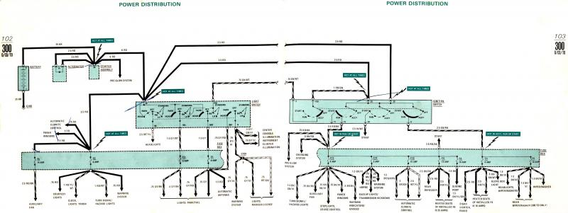 1985 W123 300cdt Electrical Short Windows Blowing 2 Fusepowerdistribution: 1985 Mercedes Benz Wiring Diagram At Hrqsolutions.co