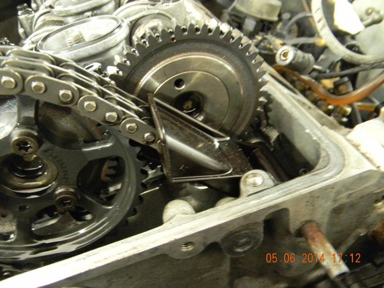 95 OM 606 Timing Chain Guide Rail - PeachParts Mercedes-Benz Forum