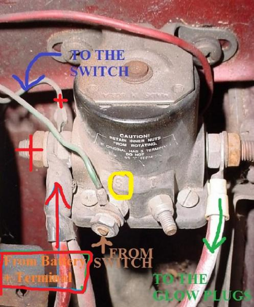 glow plugs going manual peachparts mercedes shopforum glow plugs going manual glow plug relay volvo otc