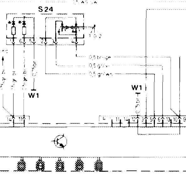 mercedes w126 engine diagram html