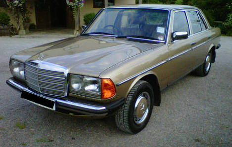 Introductory Thread: 1984 W123 300D Auto w/ rare factory