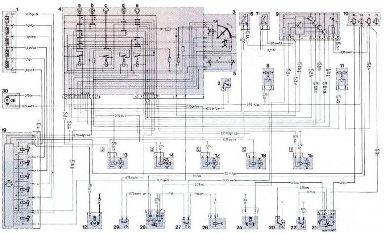 W Wiring Diagram on w124 wiring diagram, w210 wiring diagram, w211 wiring diagram,