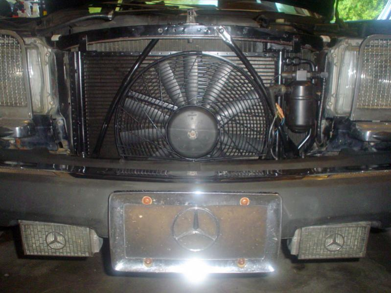 What do you think of electric fans page 2 peachparts for Mercedes benz air conditioning problems
