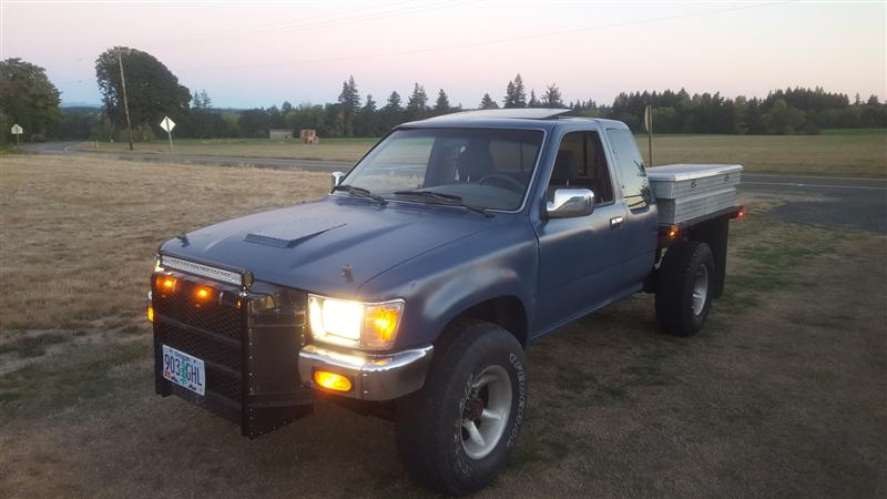My Official OM617 Toyota Pickup Repower Thread - Page 42