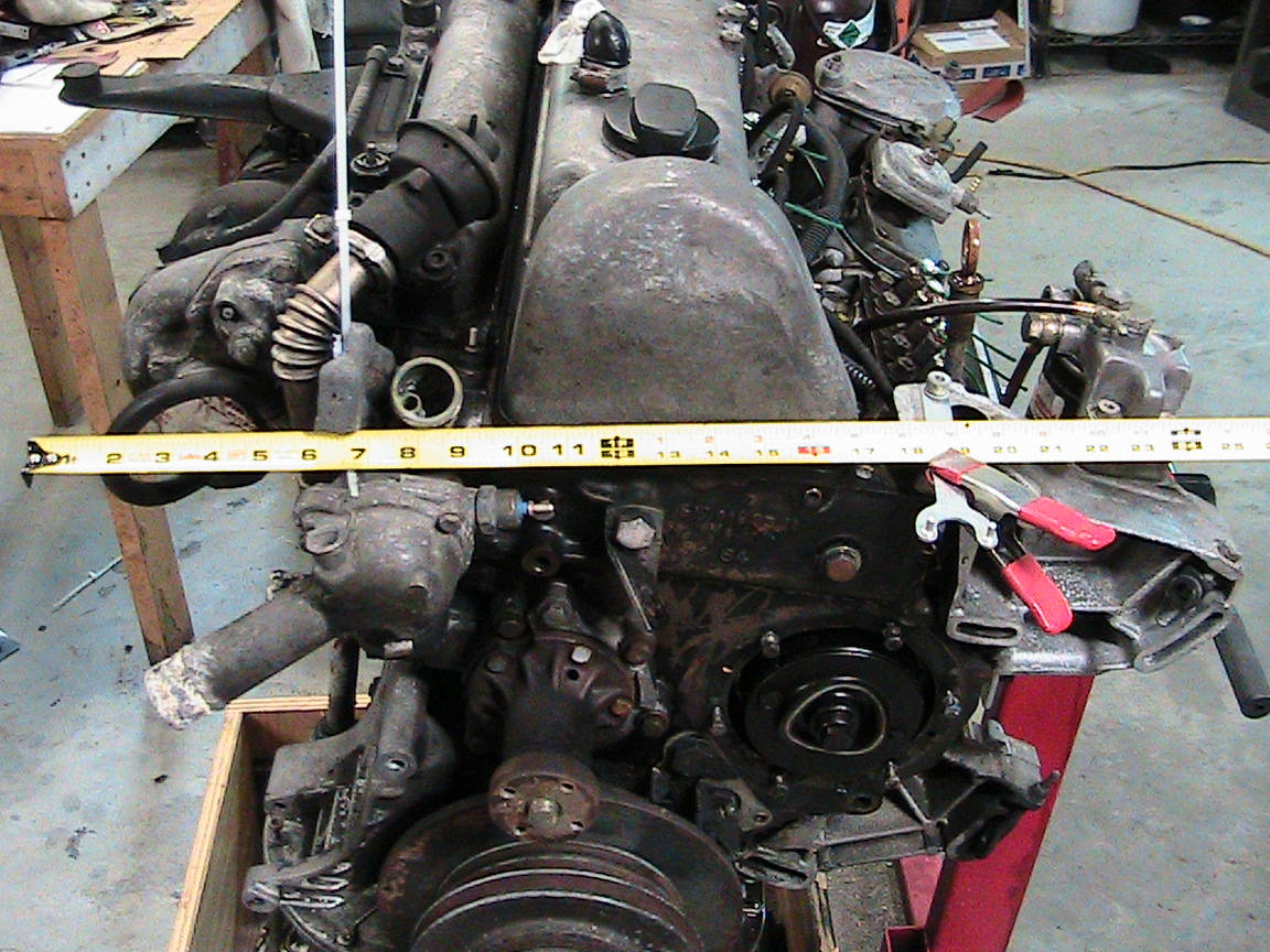 Mercedes Benz Of Wilmington >> OM617 swap into Ford Ranger, what would it take? - Page 2 ...