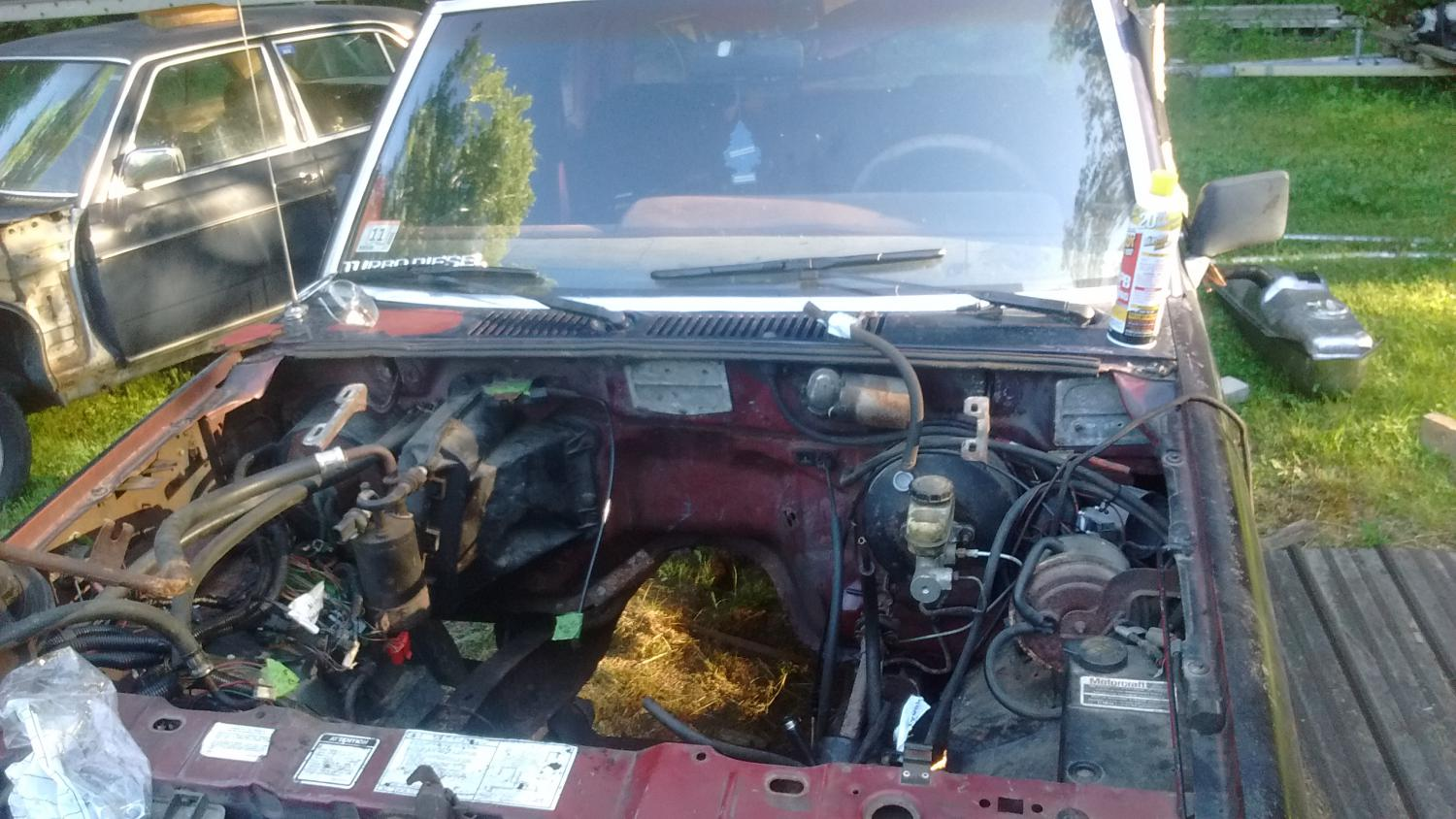 om617 swap into ford ranger what would it take page 6 peachparts mercedes benz forum. Black Bedroom Furniture Sets. Home Design Ideas