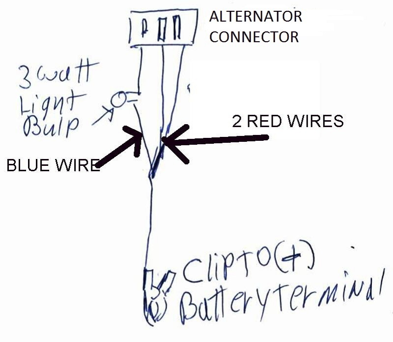 Wiring Mercedes Alternator - Schema Diagram Preview on