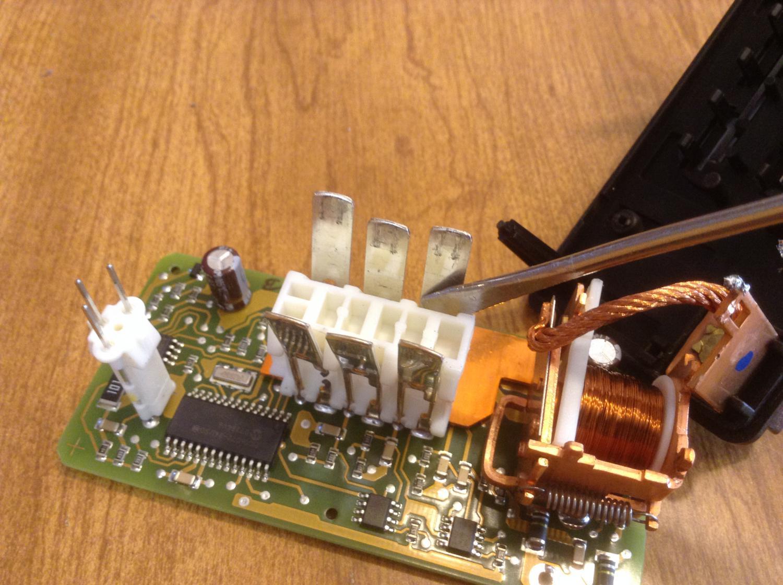 OM606 '98-'99 E300 Glow Plug Relay Repair - PeachParts Mercedes-Benz on 7.3 glow plugs not working, 7.3 glow plug relay problems, 7.3 manual glow plug wiring, 7.3 glow plug relay test, 7.3 starter relay wiring, 7.3 glow plug relay installation,