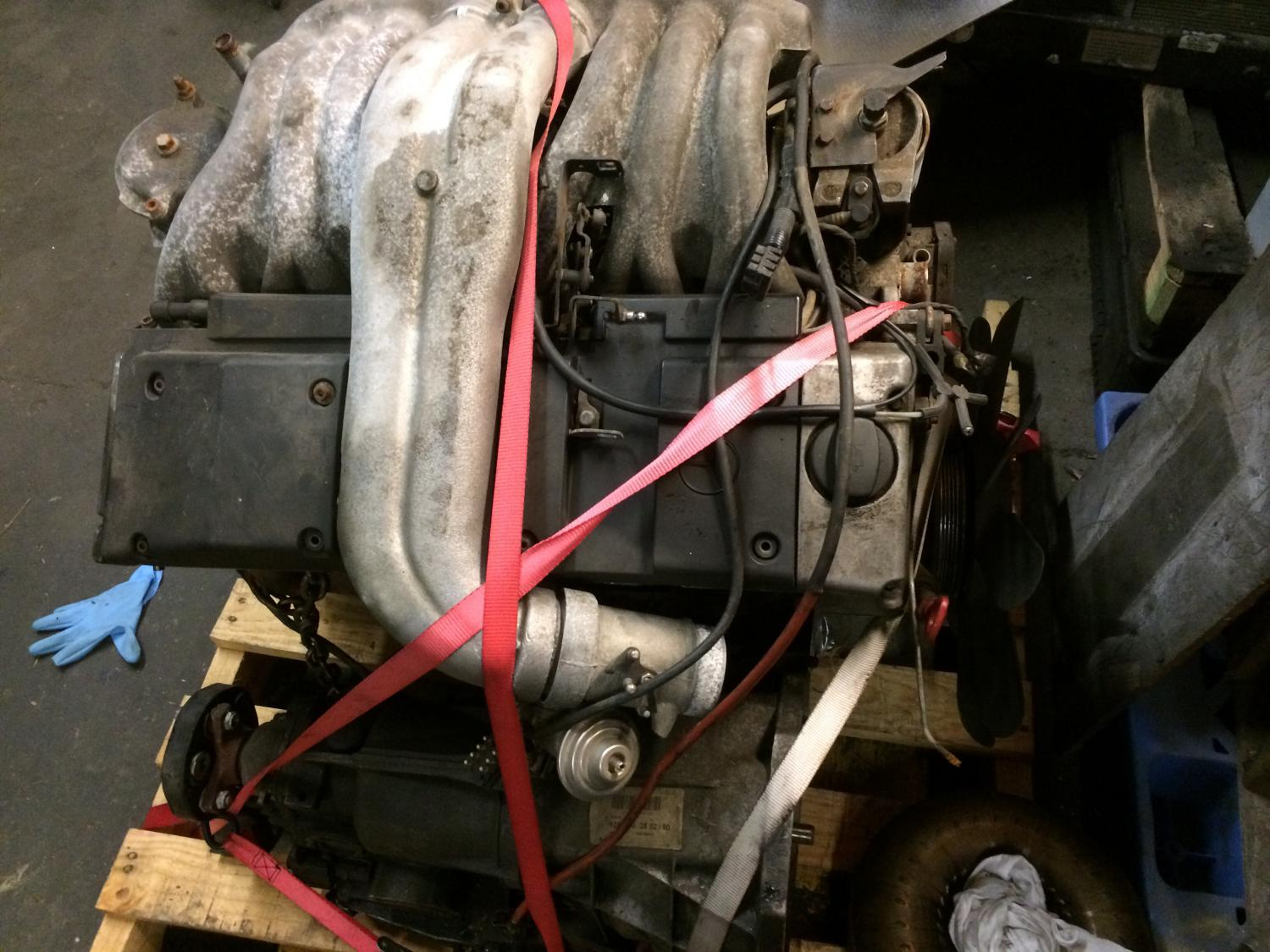 OM606 910 project, glow plugs, bio and boost - PeachParts Mercedes