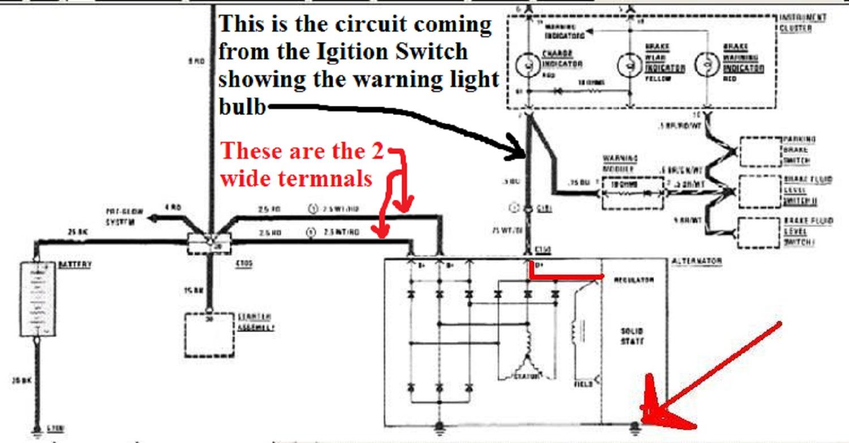 Suzuki Samurai Alternator Wiring Diagram from www.peachparts.com