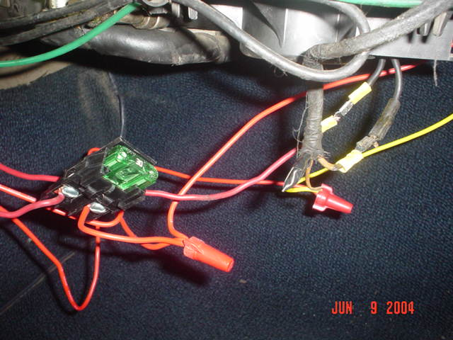 Ac Fuse Box Melted : Ac fan melted fuse holder peachparts mercedes benz forum