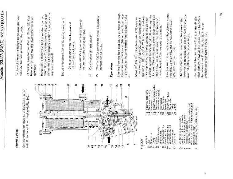 five sided w123 300d oil filter    why    - page 2