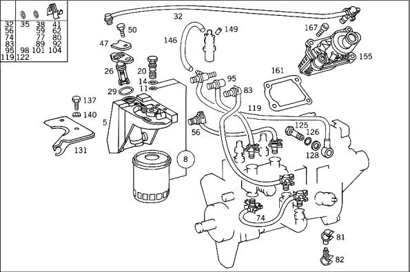 92 mercedes 190e engine diagram