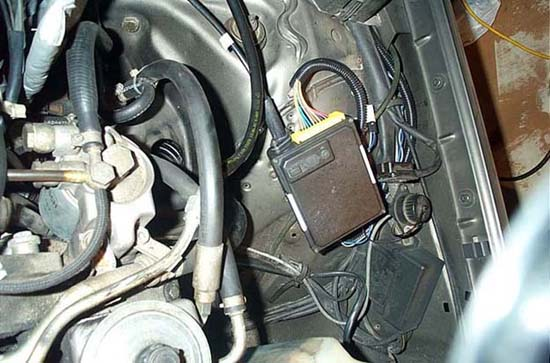 Aftermarket cruise control wiring diagram