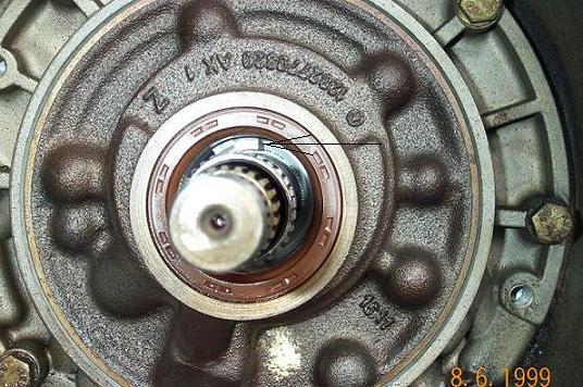 Mercedes Benz Torque Converter