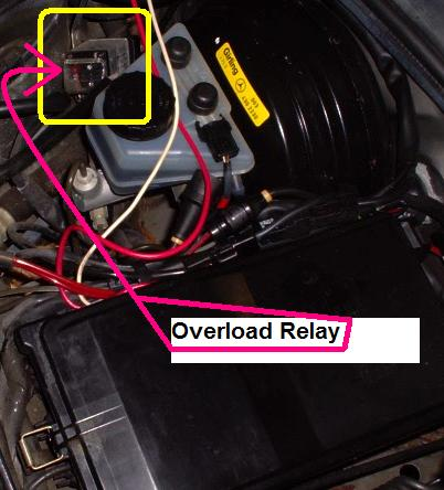 D Overload Relay Location Sd Overload Relay