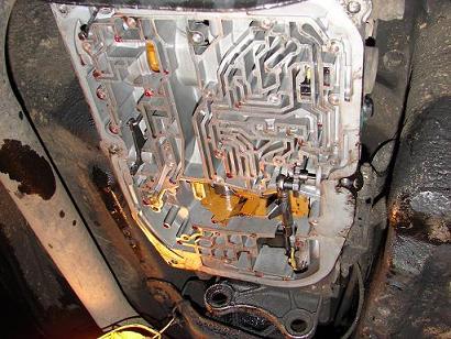 mercedes 722 transmission problems