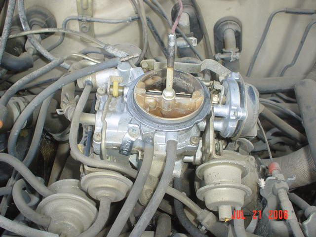 D Off Topic Carburetor Question Dsc on 1989 Toyota Tercel Engine