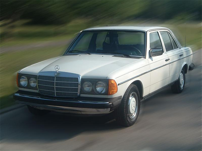 What To You Think This 1983 200 D Is Worth