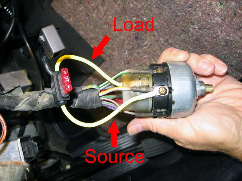 47909d1190063606 diy w123 foglights driving lights 05img_2128 diy w123 foglights to driving lights peachparts mercedes shopforum Mercedes Wiring Diagram Color Codes at aneh.co