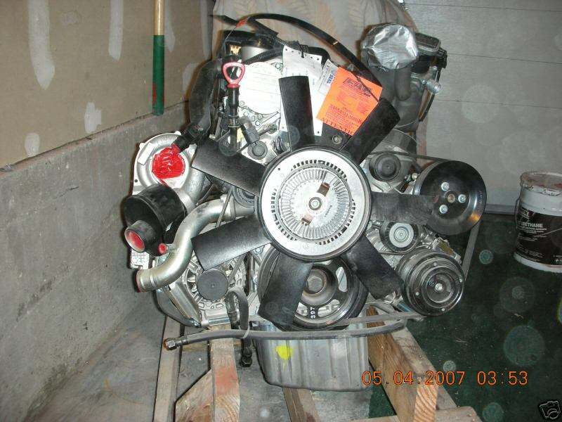Mercedes benz om647 engine for Mercedes benz diesel engines